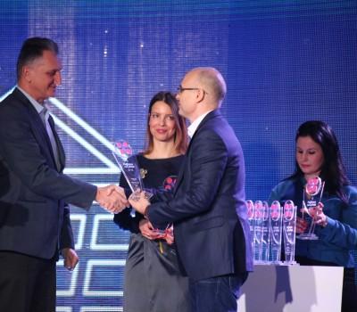 Sunoku nagrada za najbolji korporativni brend u kategoriji robe svakodnevne potrošnje