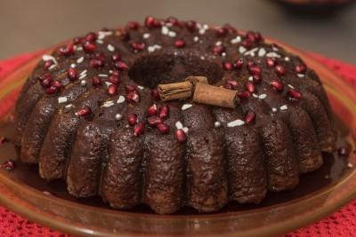 Čokoladni kolač sa vinom