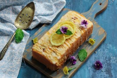 Šifon kolač sa limunom