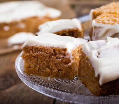 Bakin kolač – užina sa bundevom