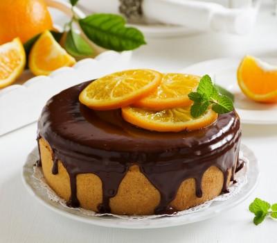 Brzi kolač sa pomorandžom
