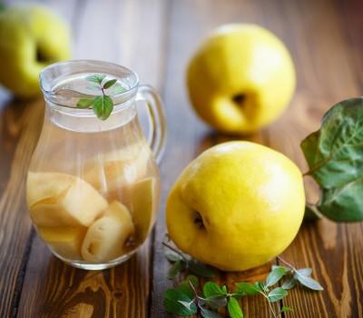 Kompot od jabuka i dunja