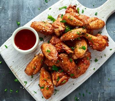 Piletina u slatkom sosu