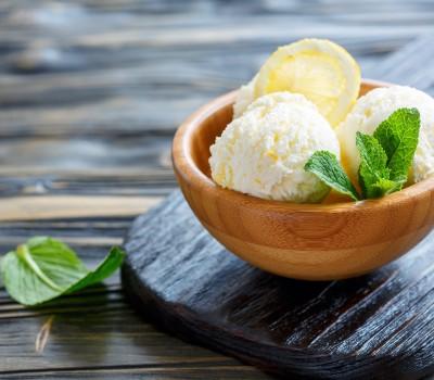 Sladoled od limuna