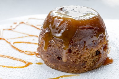 Toffee puding
