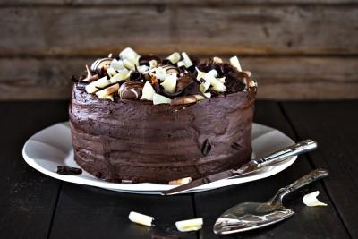 Čokoladna mus torta