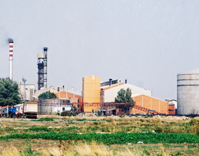 Investments in Production Center Kovacica