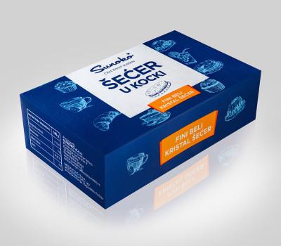 Sugar Cubes 1 kg