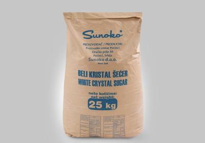 Crystal Sugar 25/1