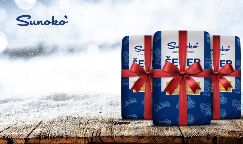 Holiday donations from the company Sunoko