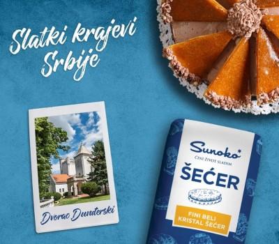 Slatki krajevi Srbije